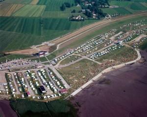 Luftbild Strand